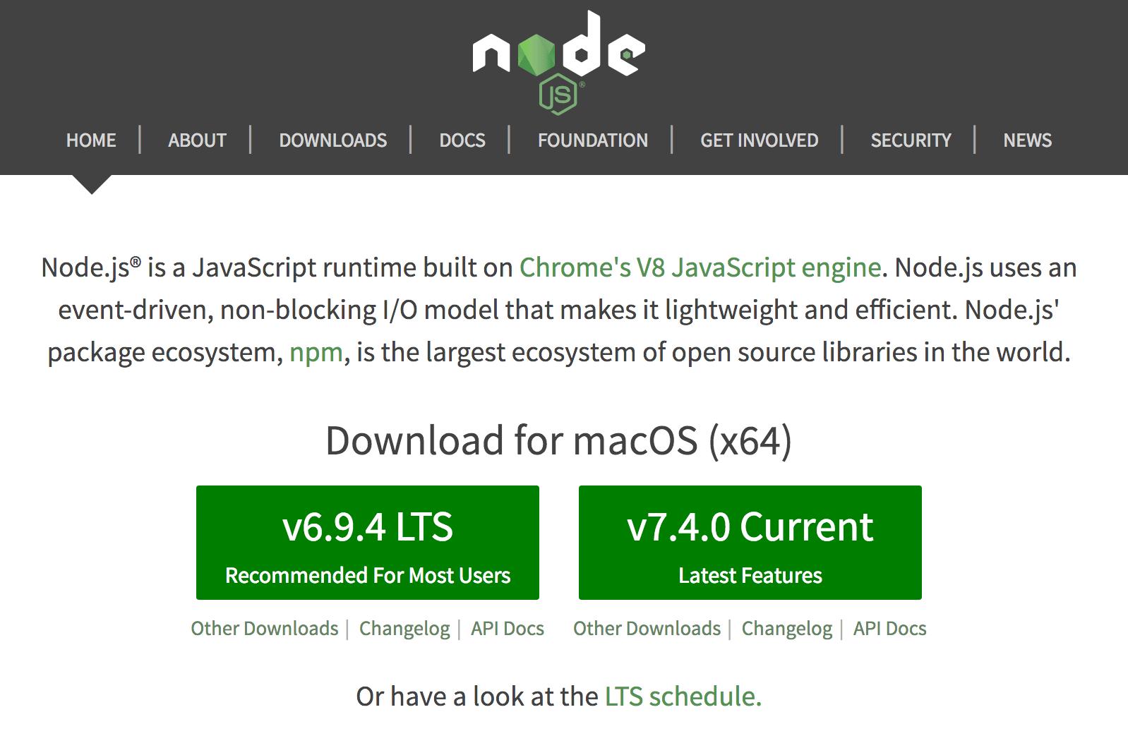 anyenv+ndenvでプロジェクトごとにnode.jsのバージョンを切り替える
